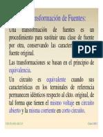 1-5 g) Transf de Fuentes y h) Fuentes Practicas
