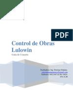 Manual de LULOWIN (Prof.dorimar Delpino)
