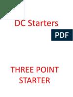 DC Starter Ppt