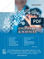 Engineering Catalogue 2014