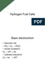 Hydrogen Fuel Cells vvvv