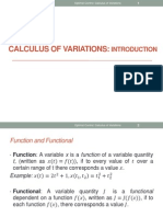2.1 Calculus of Variations_Introduction