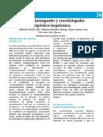 Hipoxia - Encefalopatia HI EAP