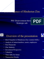 HZL_de-facets of disinvestment of PSU
