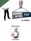 Terex Machinery - Comic Book