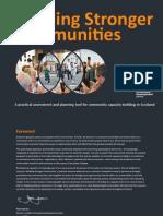 Building Stronger Communties
