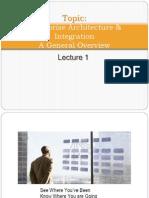 SIA Enterprise Architecture