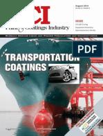Paint & Coatings Industry August 2014