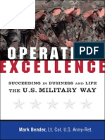 Succeeding in Business and Life, The U.S. Military Way
