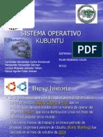 So - Primer Parcial - Presentacion Kubuntu - Equipo3