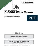 Complete manual-CAM c8080wz e