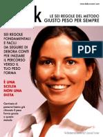 [eBook ITA] Giusto Peso Per Sempre (Benessere, Salute, Fitness, Dieta, Forma Fisica, Guida, Manuale)