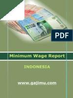 Upah Minimum Indonesia