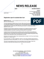Registration open for assisted deer hunt - Kansas City