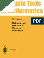 Mathematical Methods of Classical Mechanics - V.I. Arnold