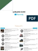 Tripomatic Free City Guide Ljubljana