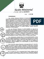 RM 430-2014-MINEDU Anexo1 Anexo2 Plazas Directores