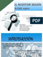 Perfil Del Auditor Segun La Iso 19011