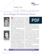 A Case Study for Electrical Stimulation