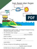 Pembentukan Awan Dan Hujan