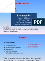 Student visa procedure in Germany
