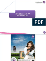 d2h Mobile TV