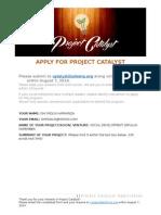 ProjectCatalystApplication_Social Development Sepuluh Nopember