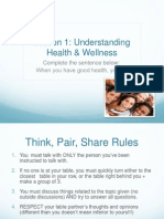 chap  1 health and wellness