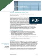 Data Analytics Factsheet