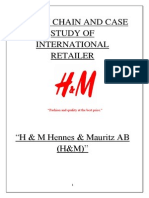 Study of brand H&M