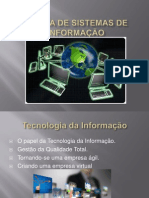 Teoria de Sistemas de Informação