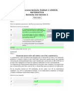 Logica Matematica Act. 3 Reconocimiento Unidad 1