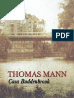 Mann, Thomas - Casa Buddenbrook