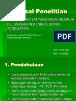 Taufik Rafli 015208322 Seminar Proposal