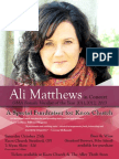 Ali Matthews-Saturday October 25th, 2014