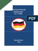 Nemački Jezik Vežbe A2.1- Mukovic Haris