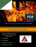 Presentacion de Incendio Manuel Moreno