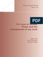 Pimps and the Management of Sex Work (Full Report)