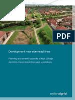 Development Near Overhead Lines