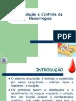 Aula v - Controle de Hemorragia e Lesão de Partes Moles