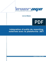 Livre Blanc Clever Age - Reporting Avec Dotnet