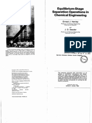 Ftp 200 19 144 11 Luis Books Equilibrium Stage Separation Operations In Chemical Engineering Distillation Petroleum