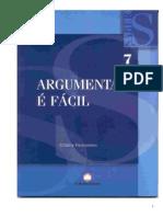 213563868 Argumentar e Facil