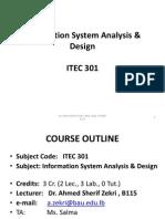 Course Outline Itec301