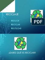 reciclajenio