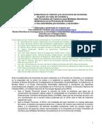 Informe Forestacion de Caminos