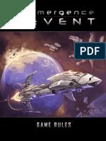 Emergence Event Rulebook v.9
