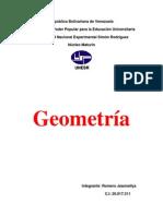 La Historia de La Geometría