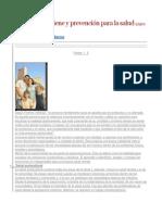 Normas de Higiene y Prevención Para La Salud (2)