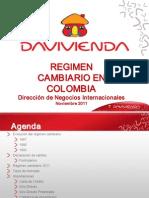 Regimen Cambiario en Colombia